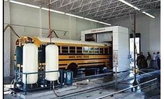 Re-Cyke - Model VR-TW Series - Bus & Truck Wash Systems