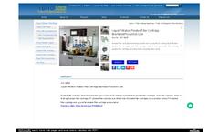 Windrock - Model SIIC-M025 - Liquid Filtration Pleated Filter Cartridge Machines Brochure