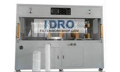 Indro - Model SI1C-UC28 - High Flow Pleated Filter Cartridge Welders / Welding Machines