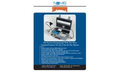 SuperGraph - Seismic Monitoring System - Brochure