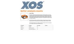 Petra - Model 4294 - High-Precision XRF Analyzer - Datasheet