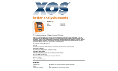 Sindie - Model +Cl - Sulfur and Chlorine Analyzer System - Datasheet