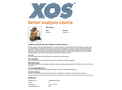 Model HD Prime - Toxic Elements - Datasheet