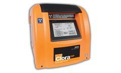 Clora - Model 2XP - Chlorine Benchtop