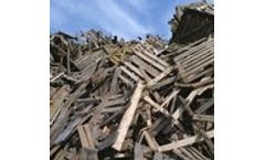 Improved sorting strategies needed in recycled wood waste, say EU researchers