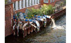 Monitoring diffuse pollution in EU river catchment areas