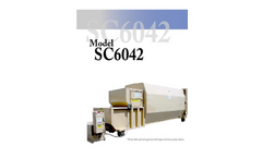 SC6042-20 - Self Contained Compactor – Brochure Front Side