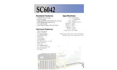 SC6042-25 - Self Contained Compactor – Brochure Back Side