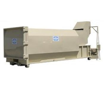 Baletech - Model SC6042-30 - Self Contained Compactor