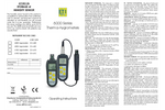 ModETI - Model 6100 & 6102 - Therma Hygrometers with Interchangeable Probes Brochure