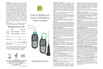 ETI - Model 232-101 - Therma Waterproof Thermometer with IP66/67 Protection Brochure