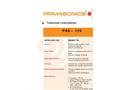 PRIMA - Model PAS 120 - Mid-Size Acoustic Cleaner Brochure