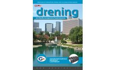 Drening - Eco-Friendly Management of Water Resources - Catalogue