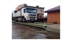 Mobile Truck Scale