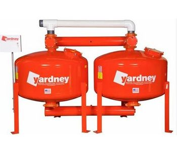 Yardney - Carbon Steel Sand Media Automatic or Semi Automatic