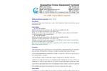 Ozone Water Generator Brochure