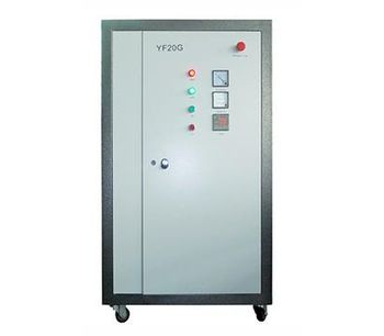 Model GO-YF - Air Cooled Complete Ozone Generator