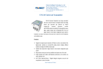 Probest - Model UNI-20 - Universal Transmitter Brochure