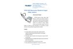 Probest - Model PFDO-700 - Fluorescence Optical DO Sensor Dissolved Oxygen Meter  Brochure