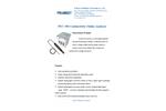 Probest - Model PEC-500 - Conductivity Online Analyzer Brochure