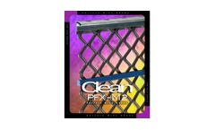 Clean PFX - Model M2 Series - Self Cleaning Screens