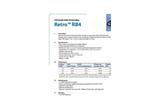 MixAir Retro - Model RB4 - Diffuser Brochure