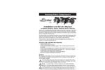 EasyPro Stratus - Model SRC75 - Rocking Piston Compressor Brochure