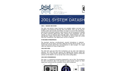 OEL - Model 2001RS - Modular ROV Acoustic Receiver Systems Brochure