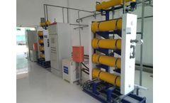 StoneChlor - Model StoneChlor - S - Seawater Electrochlorination System
