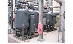 K-S-Equipment - Heatless Desiccant Dryer for Landfill Applications