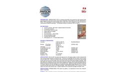 Parson Seal-Tite Full Data Sheet