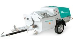 Prestige - Model 300 - Self-contained Mixing, Pumping & Spraying Machine