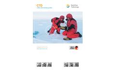 CTD Probes - Multiparameter Probes Brochure