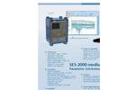 Innomar - Model SES-2000 Medium-100 - Parametric Sub Bottom Profiler Brochure