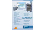 Innomar - Model SES-2000 Deep-36 - Parametric Sub Bottom Profiler Brochure