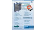 Innomar - Model SES-2000 Deep-15 - Full Ocean Depth Parametric Sub-Bottom Profiler Brochure