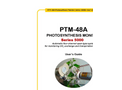 Model PTM-48A - Photosynthesis Monito Brochure