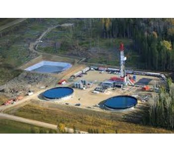 Frac Tank & Industrial Waste Pond Covers