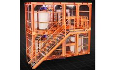 Schlumberger - Portable Systems for Treating Drilling Wastes Offshore