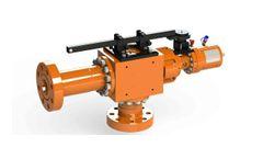 Schlumberger - Model VERSA-CHOKE - Modular Drilling Choke Technology