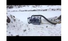 Icebreaking GPM-Eliminator Installation Video