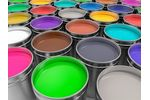 Industrial chemical solutions for the paint industry - Paint