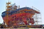 Industrial manufacturing solutions for the ship building industry - Shipbuilding & Water Transport