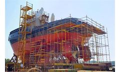 Industrial manufacturing solutions for the ship building industry