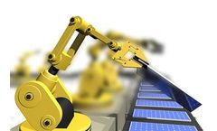 High-tech energy solution for the solar panel manufacturing industry