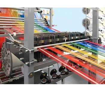 Industrial manufacturing solutions for the textile mills industry - Textile