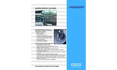 CECO Fisher-Klosterman - Industrial Cyclones System - Brochrue