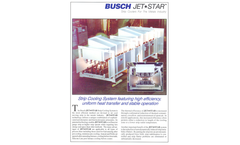CECO Busch Jet Star - Strip Cooling System - Brochure