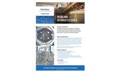 CECO Peerless - Deoiling Hydrocyclones - Brochure