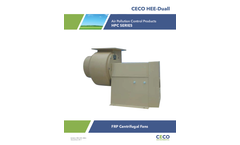 CECO HEE-Duall - Model HPC Series - Air Pollution Control Products - Brochure